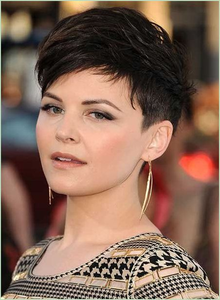 Pixie with Bangs