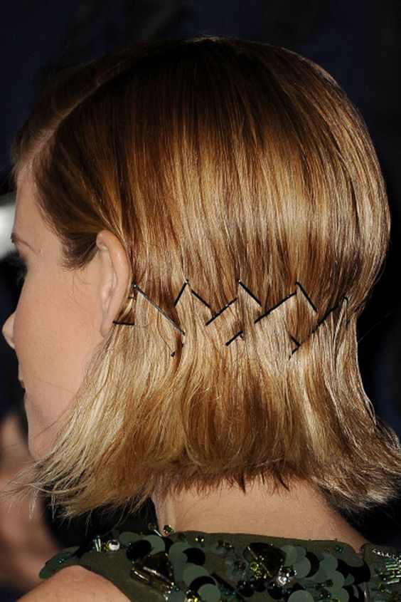 Bobby pins are just amazing
