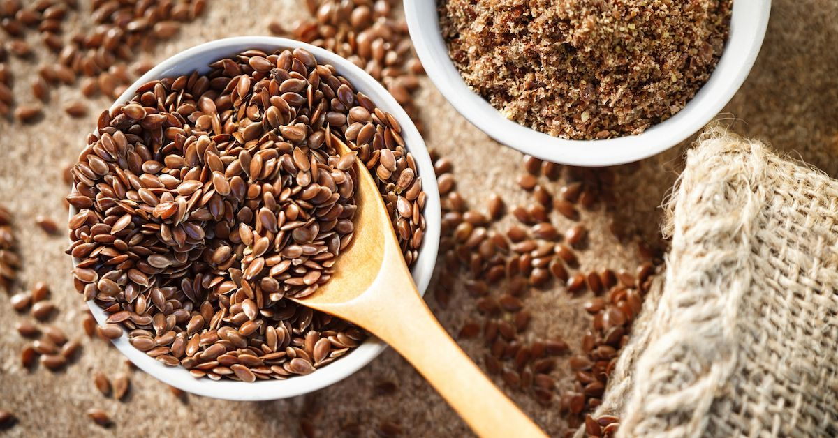 Homemade Masks for Hair Growth: Flaxseeds